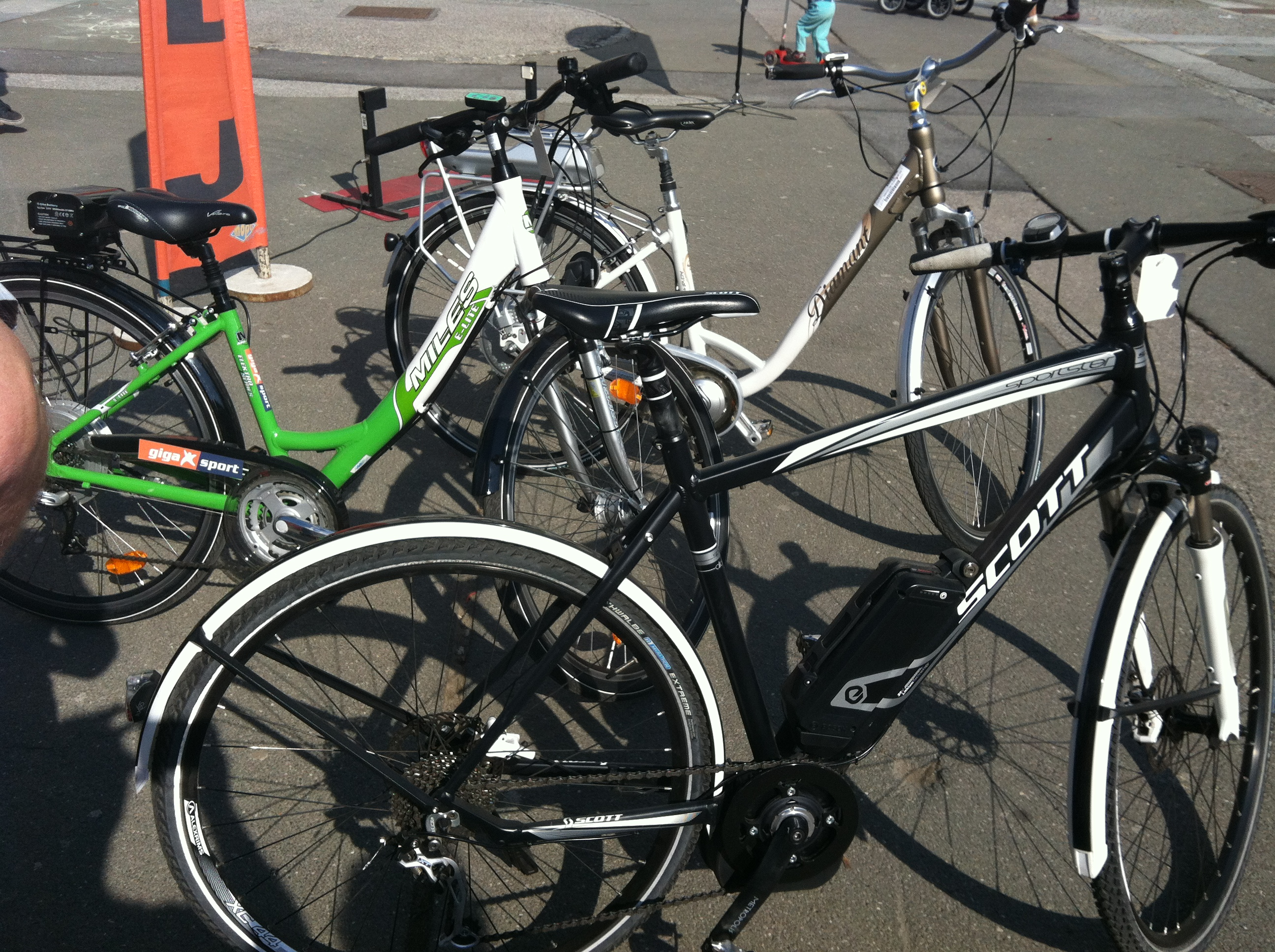 е-велосипеди