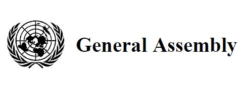General asembly UN