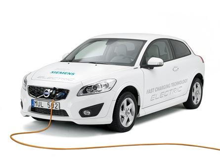 Volvo C30-electric