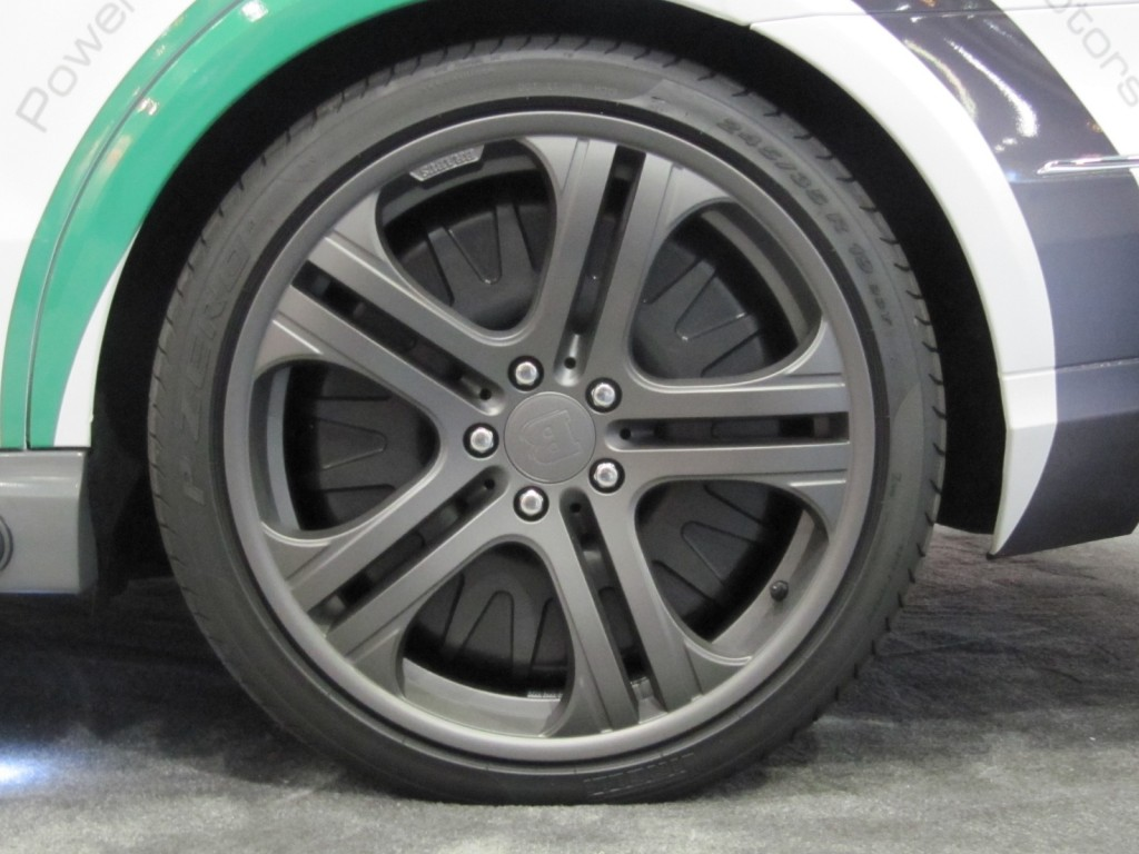 in-wheel-motors in BRABUS