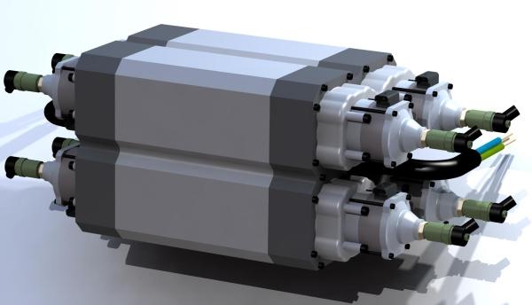 free-piston linear generator power pack