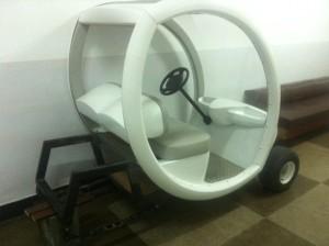 електрично возило прототип