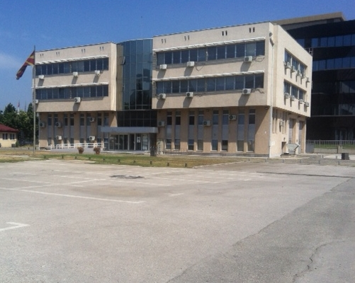 Institute for motor vehicles and homologation Mechanical faculty - Skopje