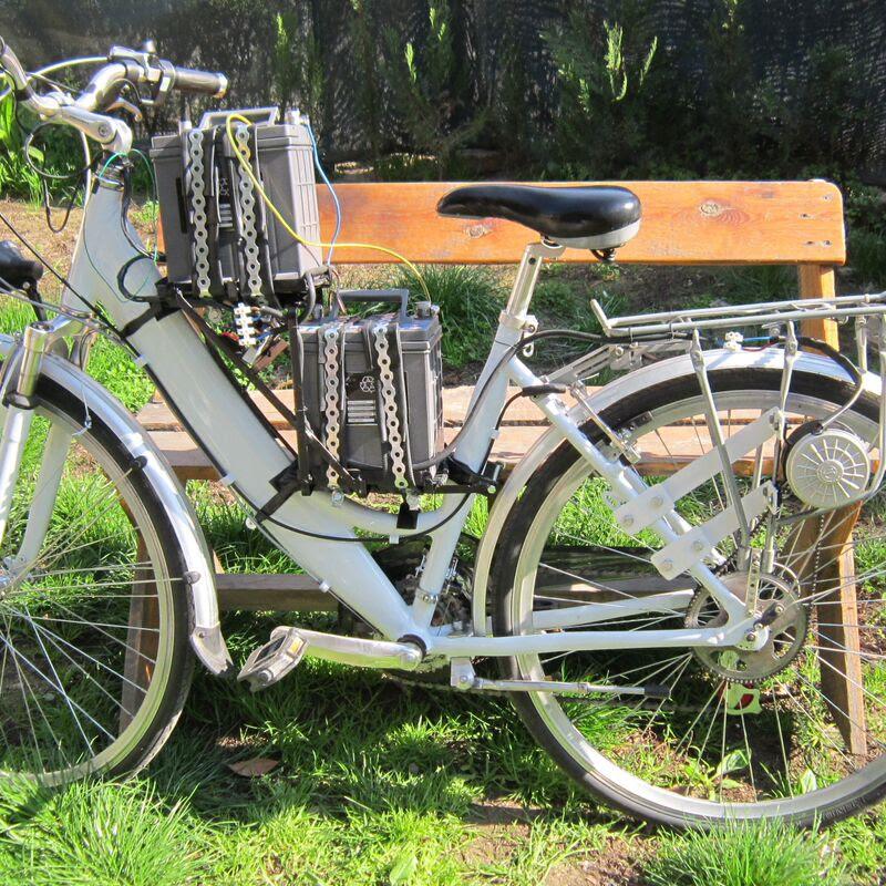 Motorcycle eMiro